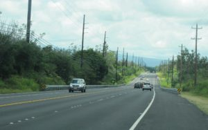 Keaau-Pahoa Road Improvement by Nan Inc
