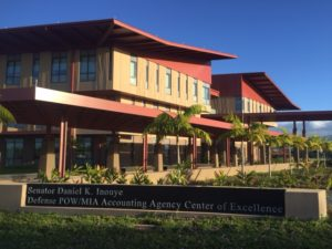 Joint Pacific Accounting Command Hickam | Nan Inc.